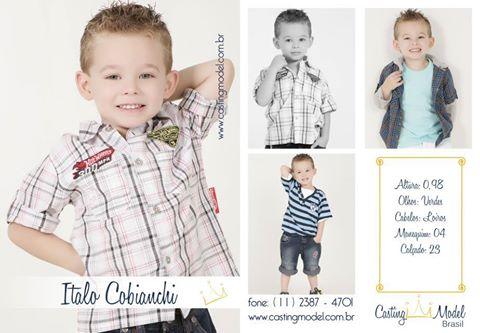 Modelo Kids Recebdo Cache Agencia Casting Model (2)